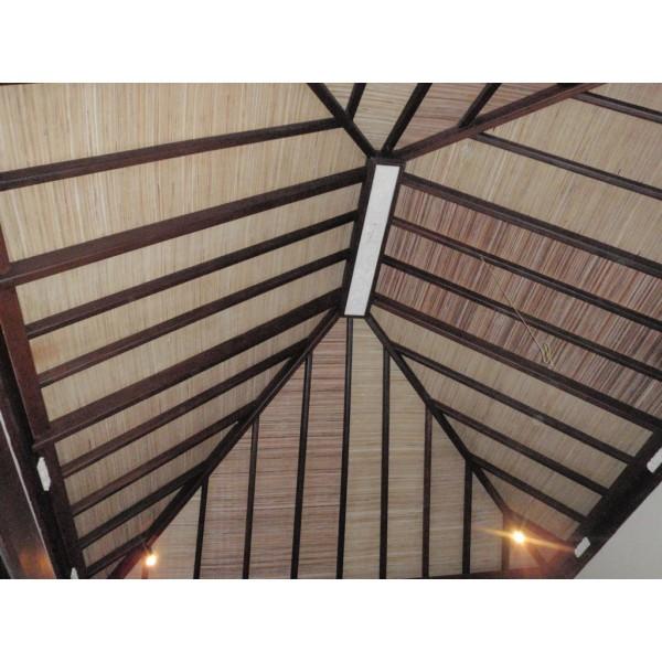 Faux plafond en trompe l il faux 4 pentes for Installer faux plafond